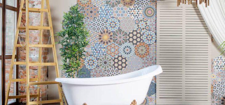 Baños decorados con vinilos: consejos e ideas para decorar tu baño